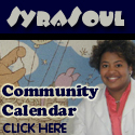 Community Calender Sponsored by Dr. Carmen Johnson