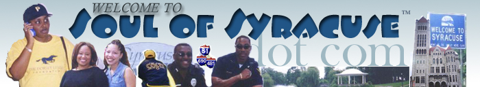 Welcome to The Soul of Syracuse.Com